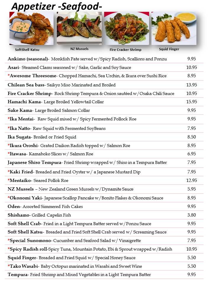 Kitchen Menu Page Slide2