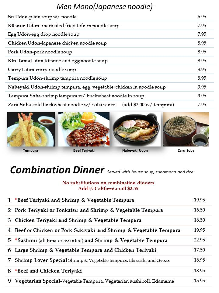Kitchen Menu Page Slide5