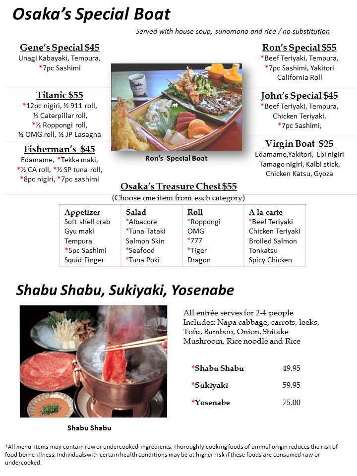 Kitchen Menu Page Slide6