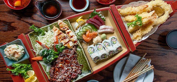 Osaka Kitchen Menu