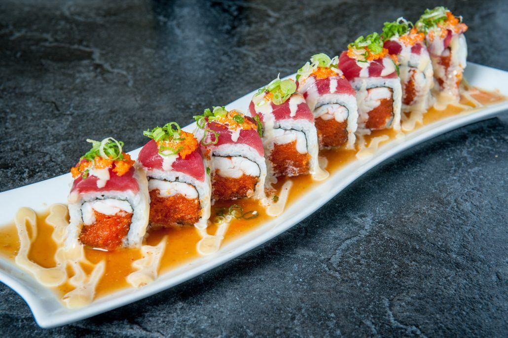 Osaka sushi dish