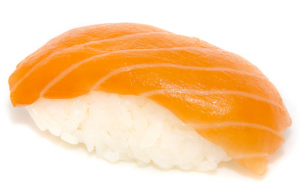 Picture of nigiri sushi