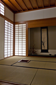 Picture of a tatami room
