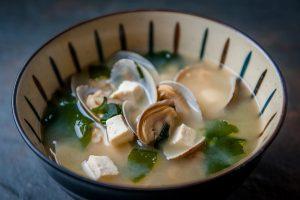 Asari Clam Miso Soup
