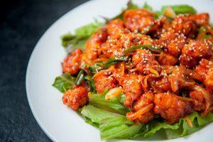 Fire Cracker Shrimp