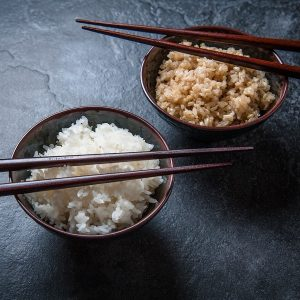 Osaka White and Brown Rice