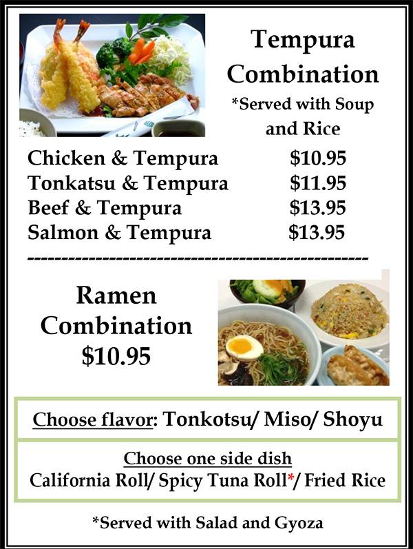 Lunch Menu Page 5