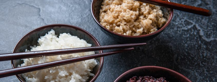 Osaka steamed rice